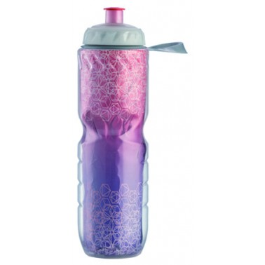 Double Wall Insulated Plastic Sports Water Bottle for bicycle