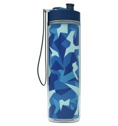 20 oz leak proof sports water bottle double wall