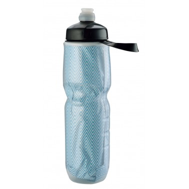 Double Wall Insulated Plastic Sports Water Bottle