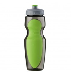 tritan push/pull nozzle water bottle
