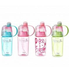 Mist spray water bottle BPA free