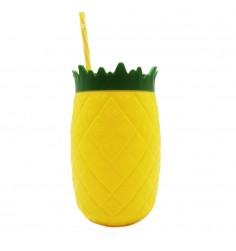 pineapple drink water bottle