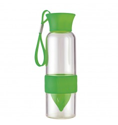 portable lemon juice water bottle