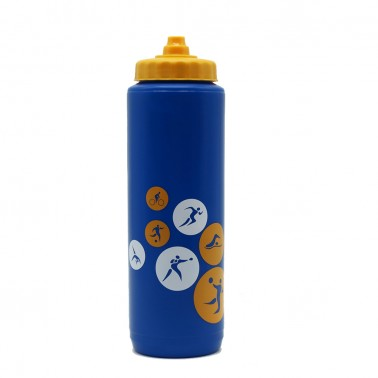 32 ounce squeeze sport water bottle